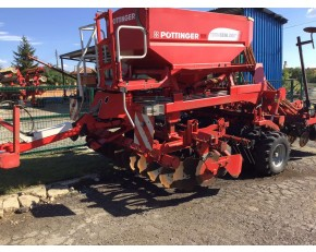 Сеялка Pottinger Terrasem 3000T