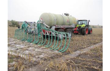 Цистерни за разпръскване на течен тор