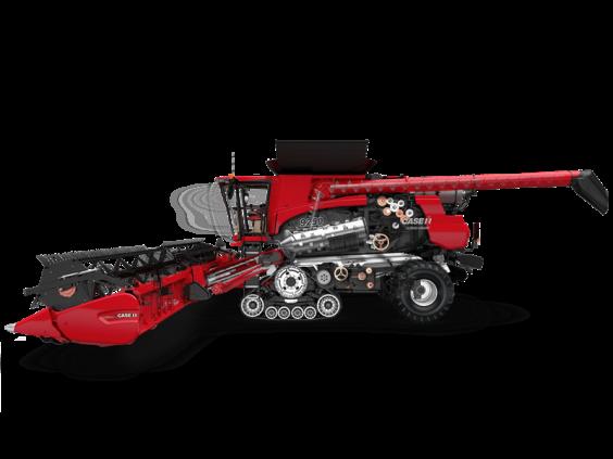 Серия Axial-Flow® 250 - 3