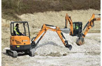 Mini Crawler excavators C-Series