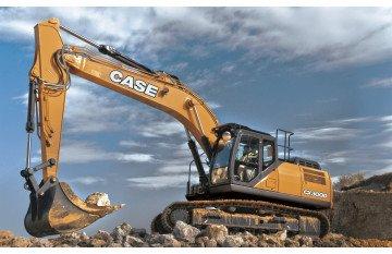 CASE crawler excavator