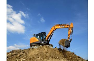 Midi Crawler excavators C-Series