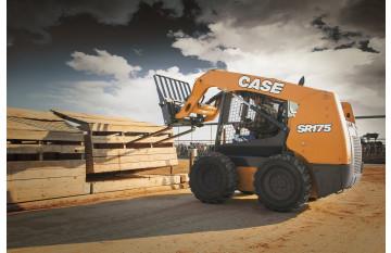 Skid steer loaders A-series