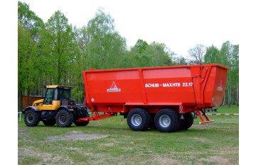 HTS SchubMax trailer
