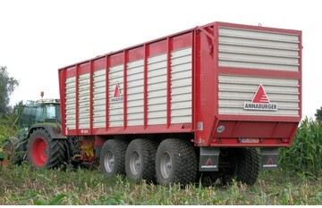 HTS Silage trailers