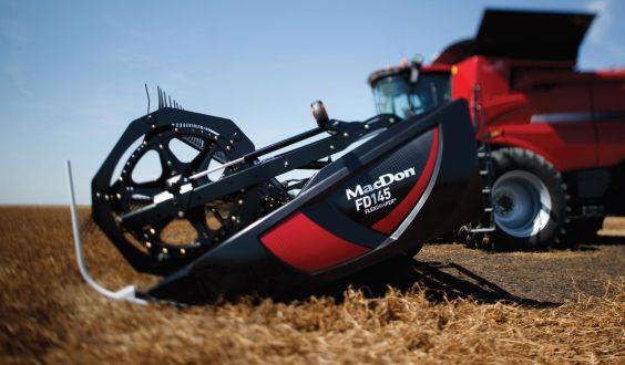 MacDon Headers - 4