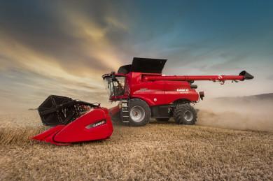 Case IH Axial-Flow 250 за най-добрите в земеделието