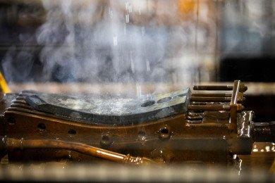 Vaderstad открива високотехнологична лаборатория