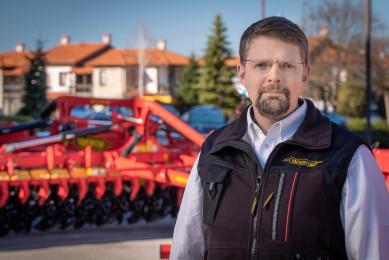 Магнус Самюелсън, Vaderstad, за новите хоризонти в култивирането