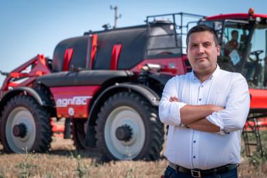 Филип Цветков за новите тенденции на пазара на агротехника