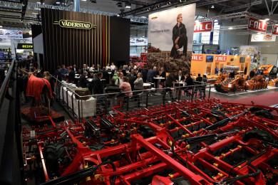Vaderstad с впечатляващо представяне на Agritechnica 2019