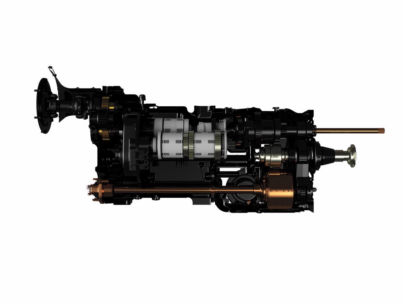 Автоматична трансмисия POWERDRIVE