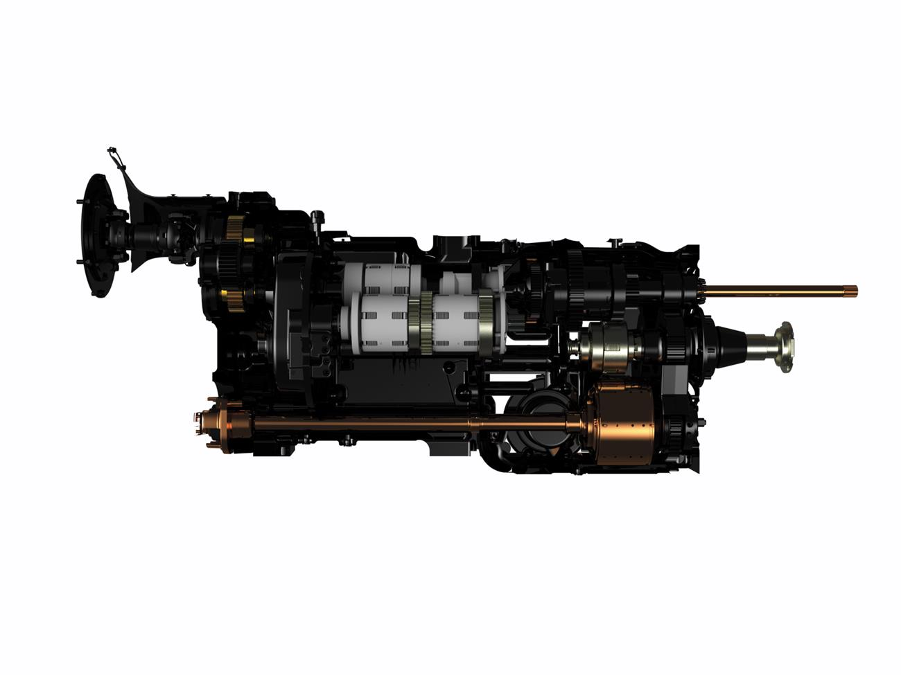 POWERDRIVE Powershift Transmission