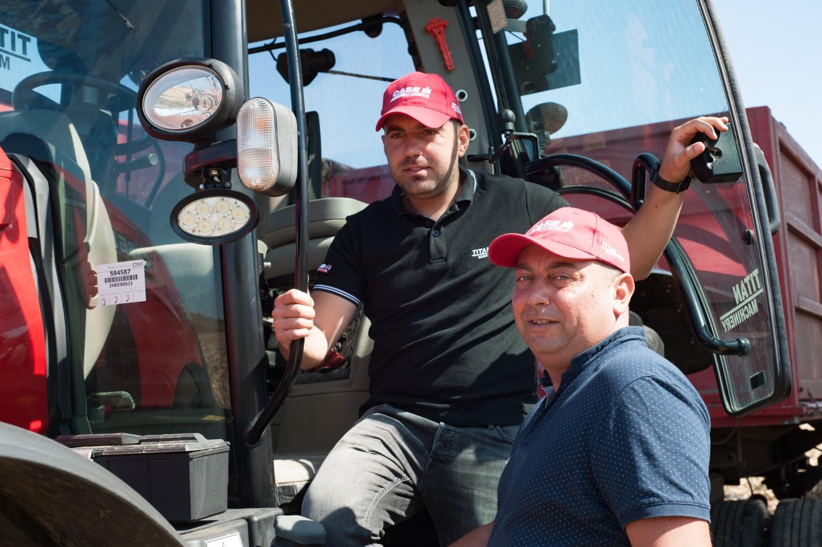case-i-tractors-titan-machinery-bulgaria